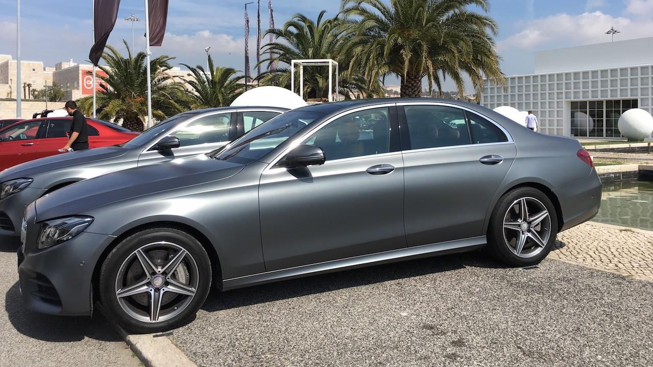 Neue Mercedes E Klasse