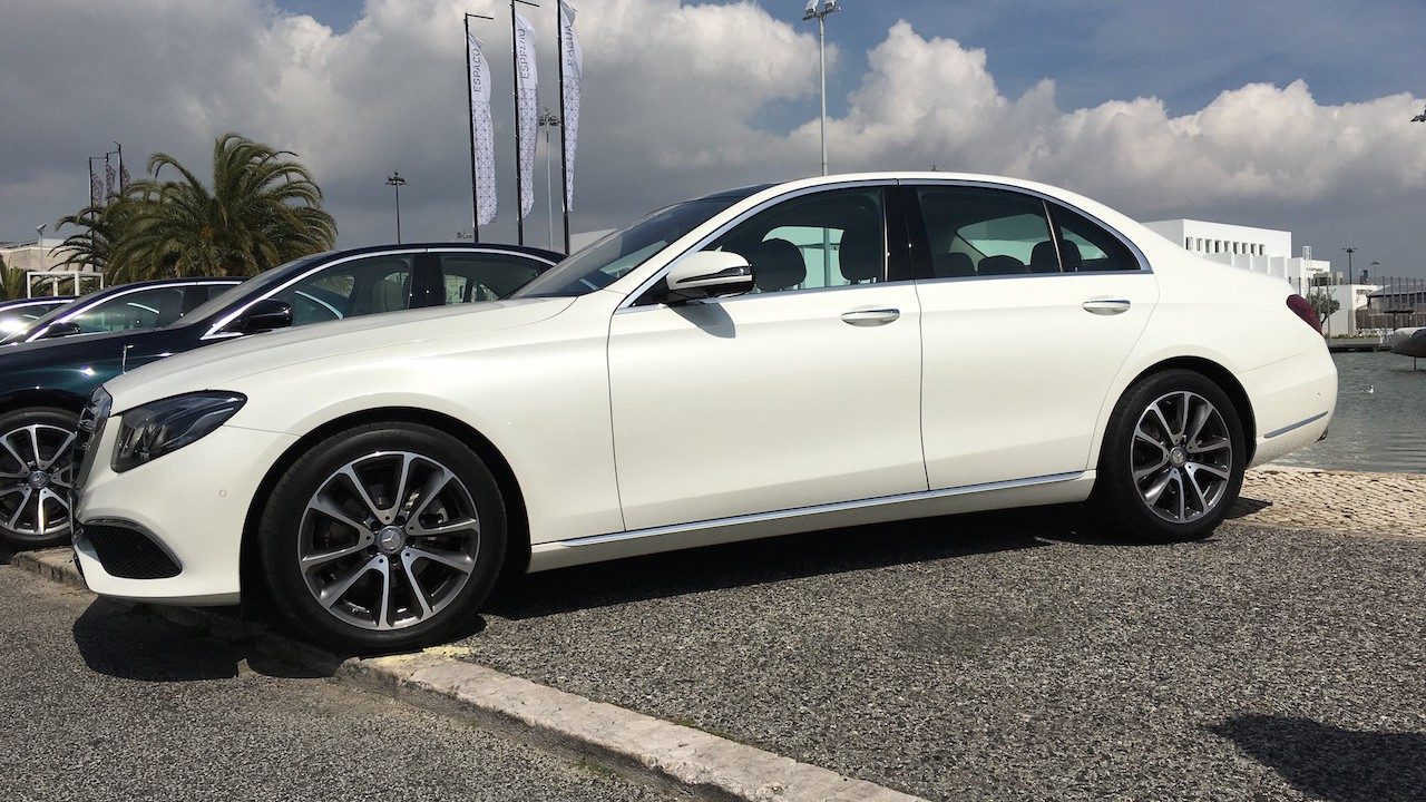 Mercedes E Klasse Test