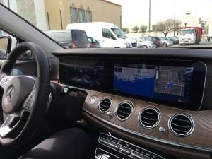 Mercedes-Benz E-Klasse W213 - Cockpit