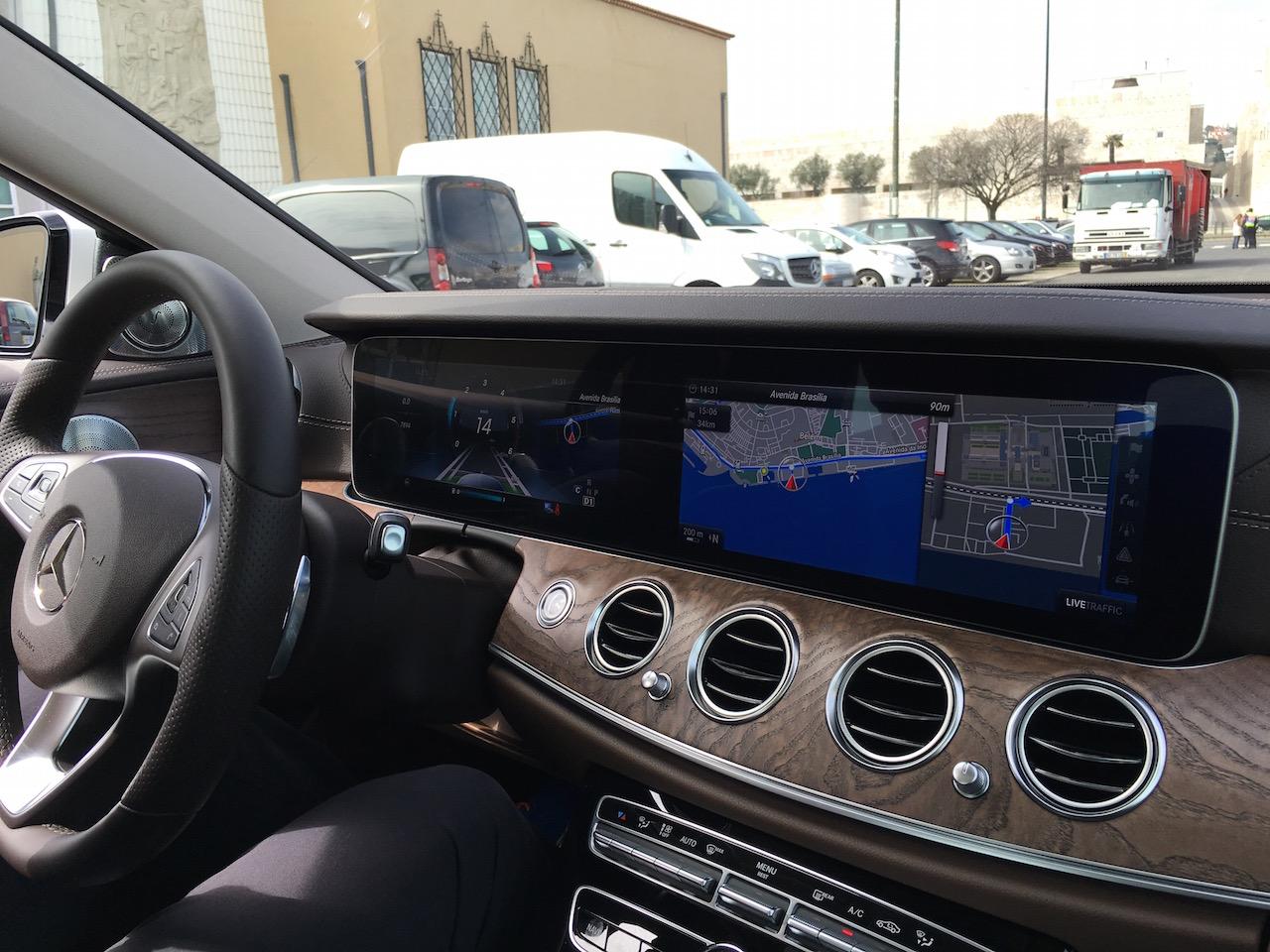 Mercedes Benz Innen
