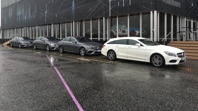 Mercedes-Benz E-Klasse W213 E400