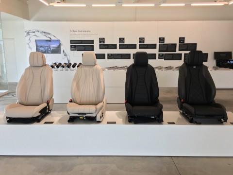 Mercedes-Benz E-Klasse W213 - Sitze