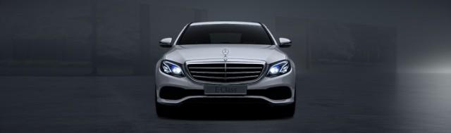 Mercedes-Benz E220d Limousine - 10