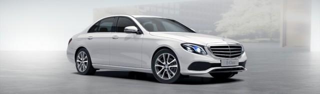 Mercedes-Benz E220d Limousine - 2