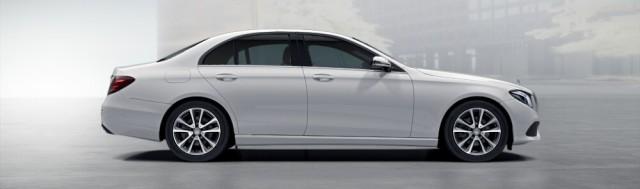 Mercedes-Benz E220d Limousine - 3