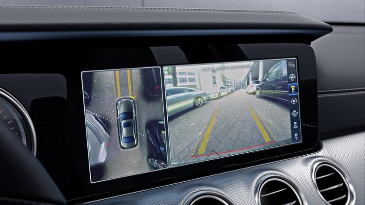 360?-Kamera Doppelanzeige, 360?-Kamera (501), COMAND Online (531)