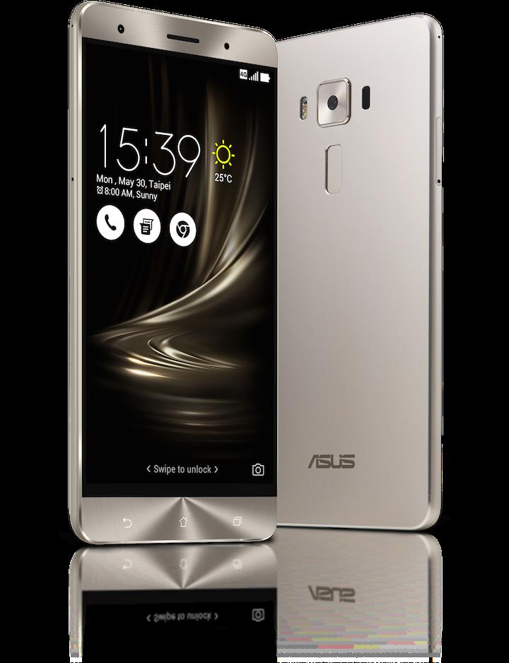 Asus Zenfone 3 Deluxe - 2
