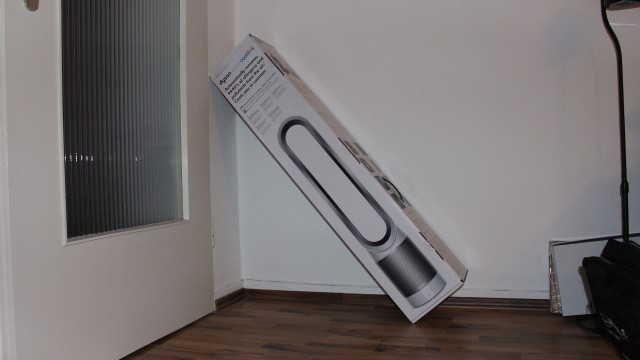 Dyson Pure Cool Link Verpackung
