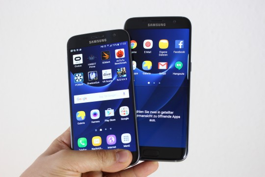 Samsung Galaxy S7 Test 23