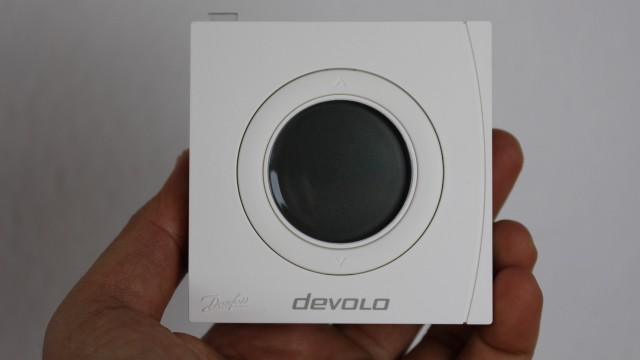 devolo Home Control Raumthermostat - 2