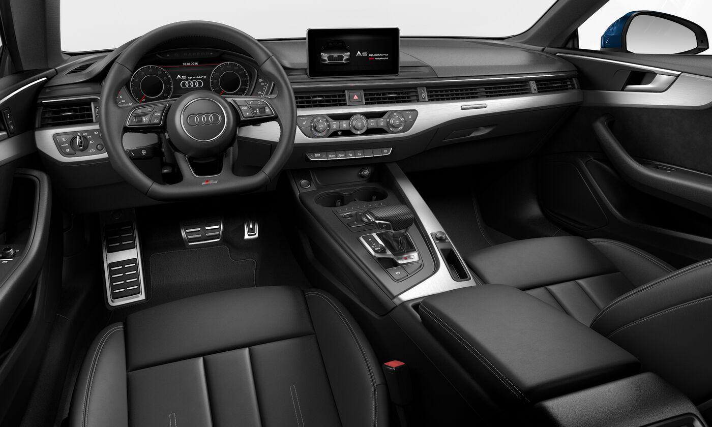 Neuer Audi A5 Coup 233 Und S5 Coup 233 Im Ausf 252 Hrlichen