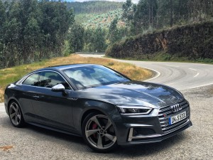 Audi S5 Coupe Impressions - 1