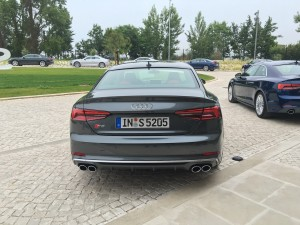 Audi S5 Coupe Impressions - 3