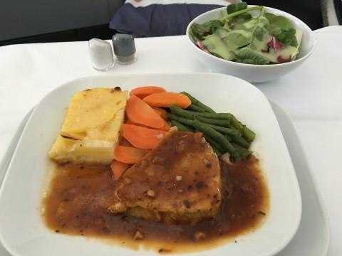 Lufthansa Business Class Flug - 13