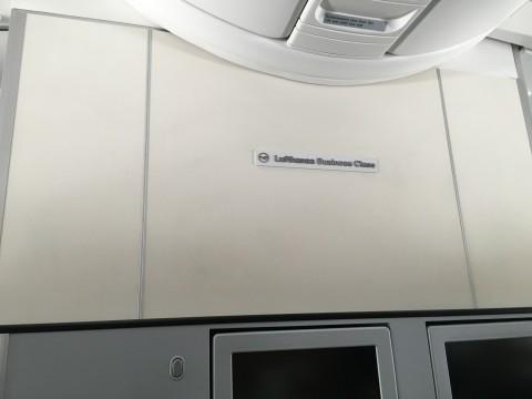 Lufthansa Business Class Flug - 5