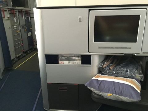 Lufthansa Business Class Flug - 6