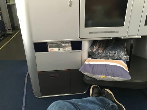 Lufthansa Business Class Flug - 7