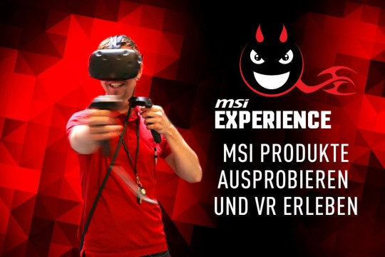 MSI Experience