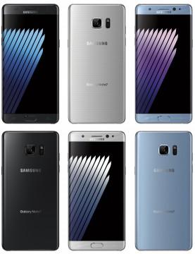 Samsung Galaxy Note7 Leak