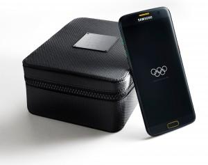 Samsung Galaxy S7 edge olympia 2016 - 2