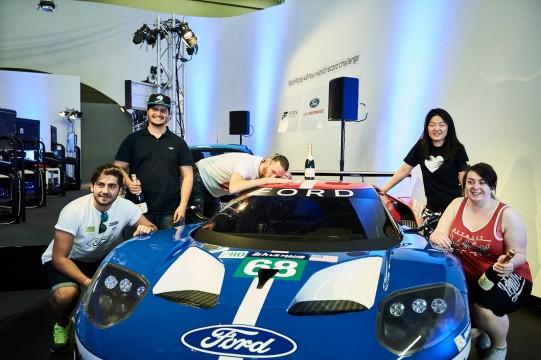 Ford Weltrekord 48 Stunden 3