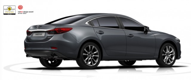 2017 Mazda 6 - 1