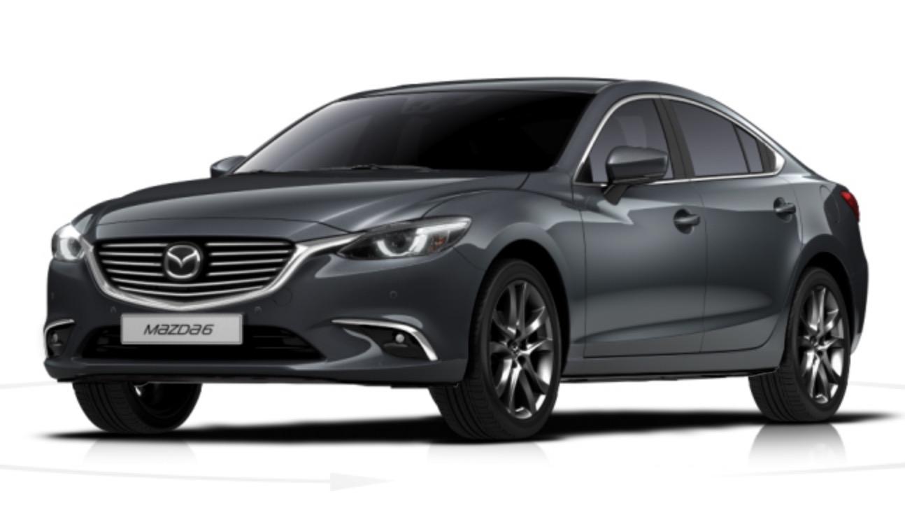 2017 Mazda 6 Fahrbericht Newgadgets De