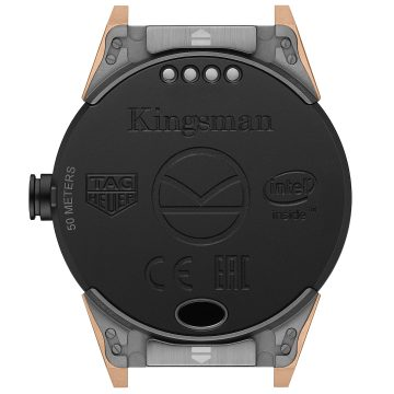 TAG Heuer Connected Kingsman 5
