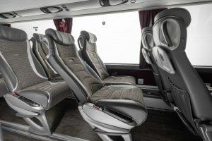 Weltpremiere: Der neue Setra Doppelstockbus S 531 DT der TopClass 500