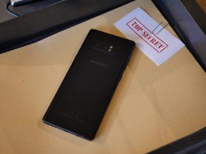 Samsung Galaxy Note8 Handson - 1