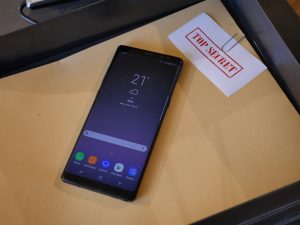 Samsung Galaxy Note8 Handson - 2