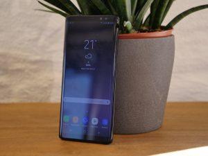 Samsung Galaxy Note8 Handson - 3