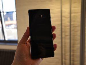 Samsung Galaxy Note8 Handson - 6