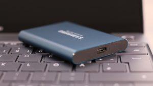 Samsung Portable SSD T5 Bilder - 3