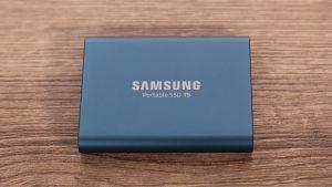 Samsung Portable SSD T5 Bilder - 4
