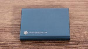 Samsung Portable SSD T5 Bilder - 5