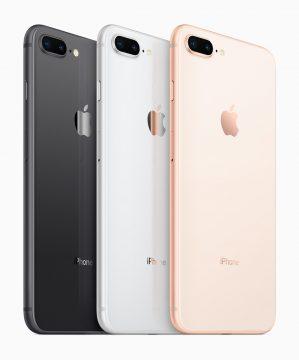 Apple iPhone 8 - 10
