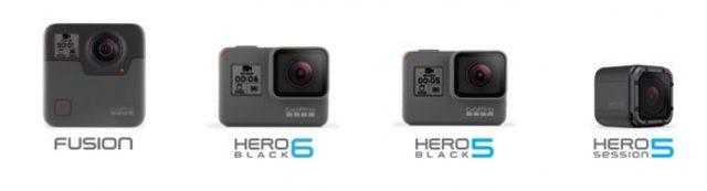 GoPro Hero 6 - 4