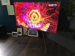 Samsung TV Wohnzimmer 2