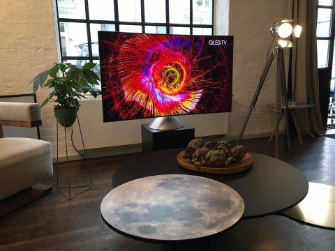 Samsung TV Wohnzimmer 9