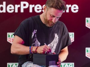 TAG Heuer David Guetta - 7