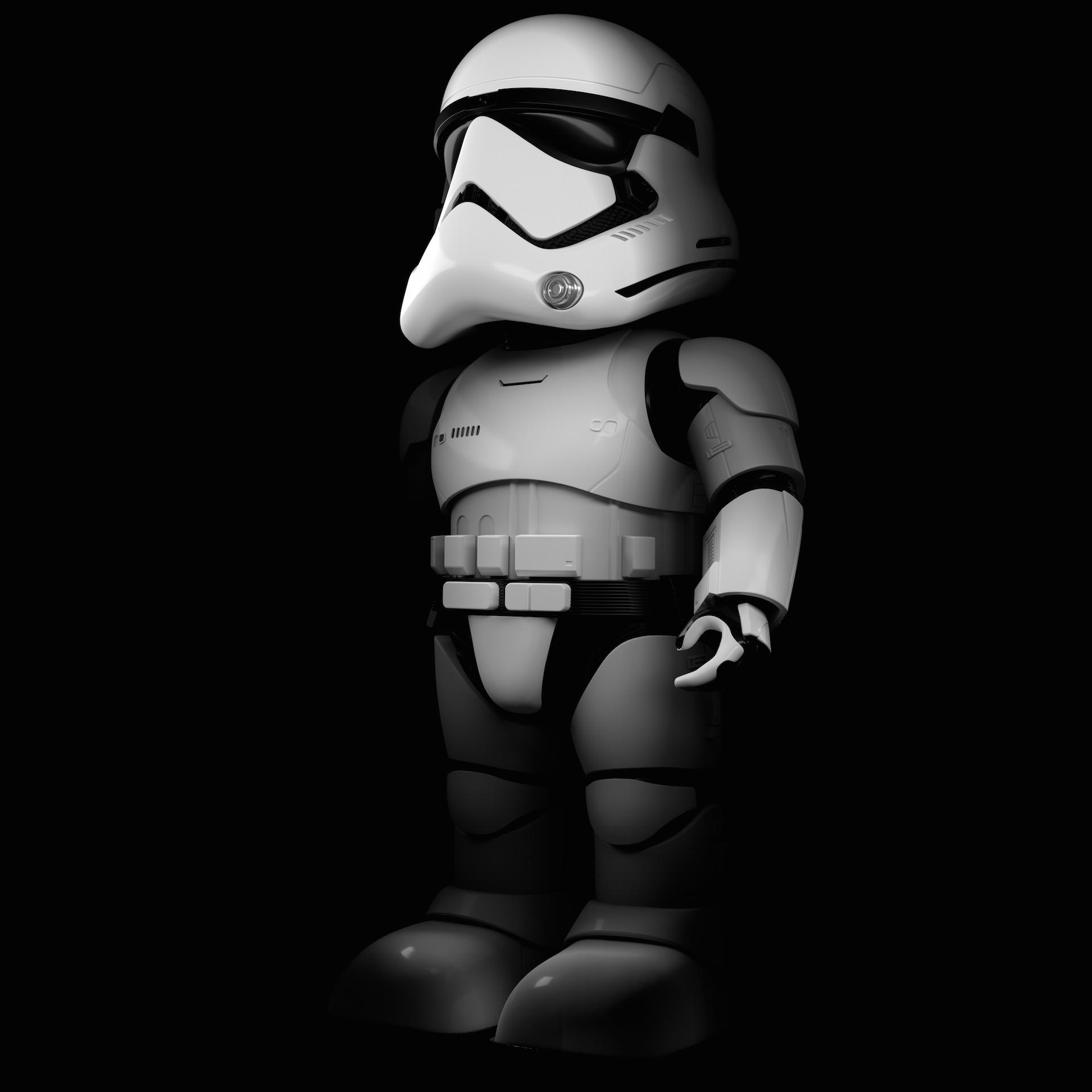 UBTECH Stormtrooper - 1