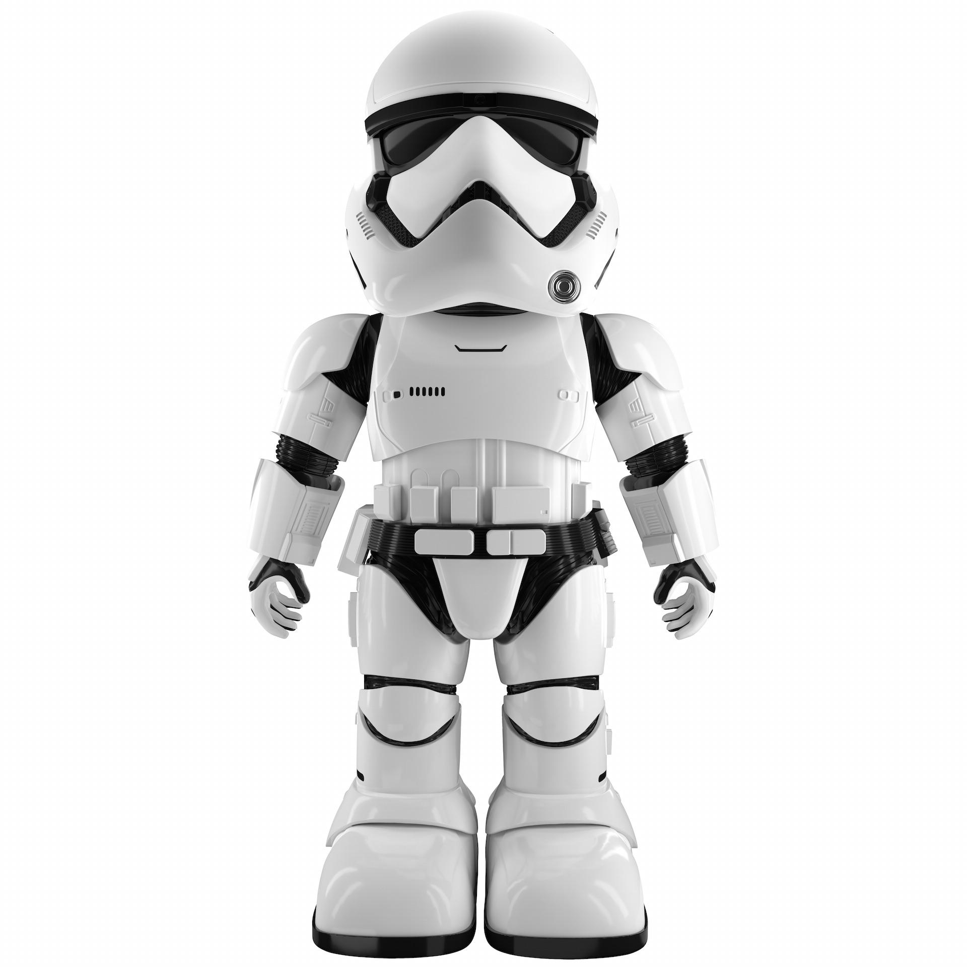 UBTECH Stormtrooper - 4