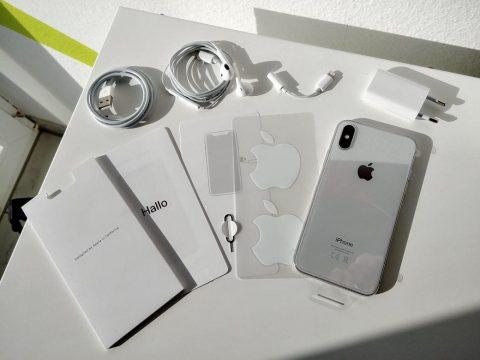 Apple iPhone X - 16