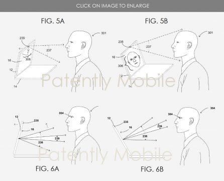 Google motor scharnier patent