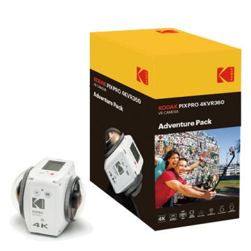 Kodak Pixpro 4KVR360 Adventure pack