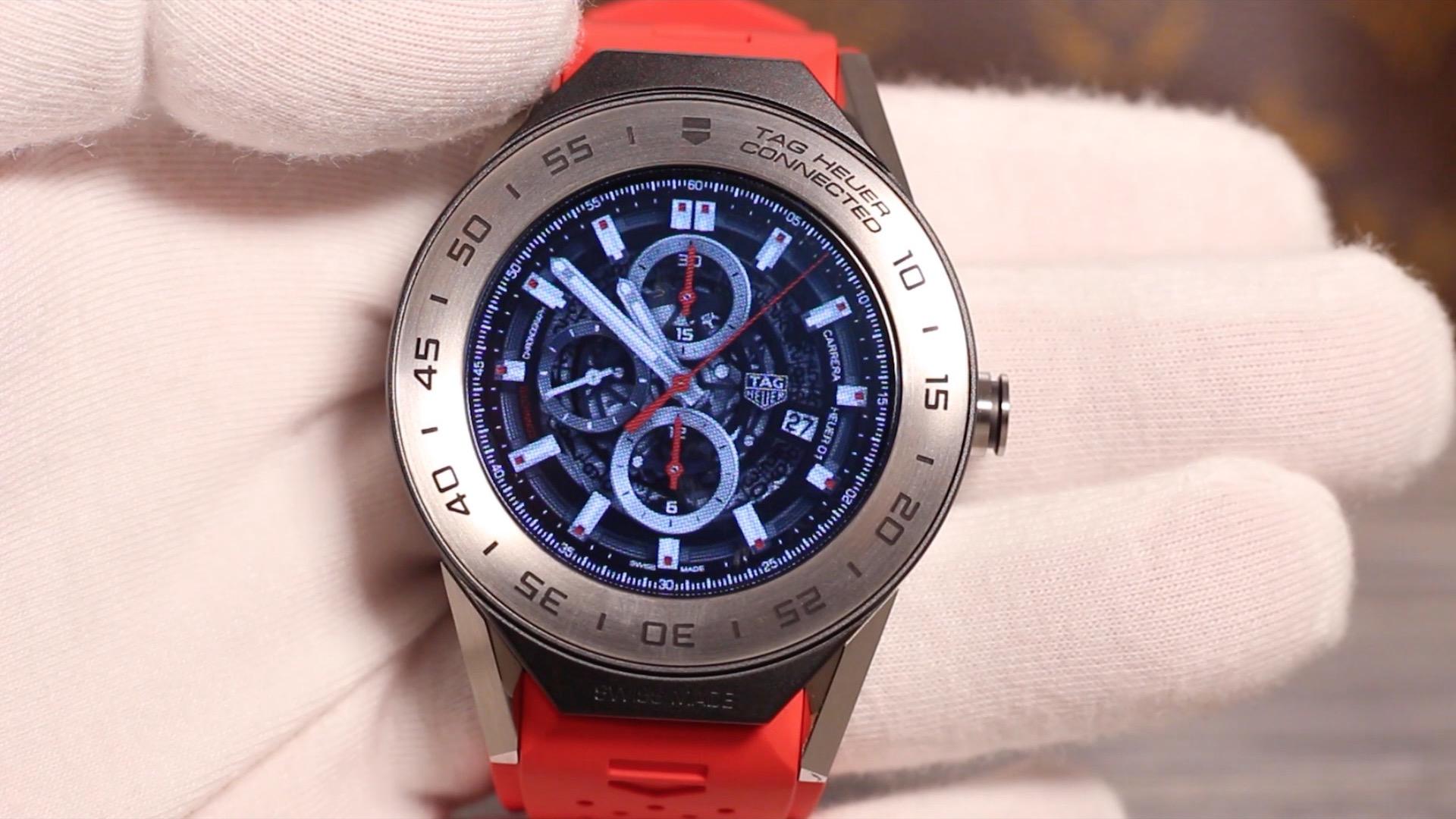 Test: TAG Heuer Connected Modular 41 Smartwatch | NewGadgets.de