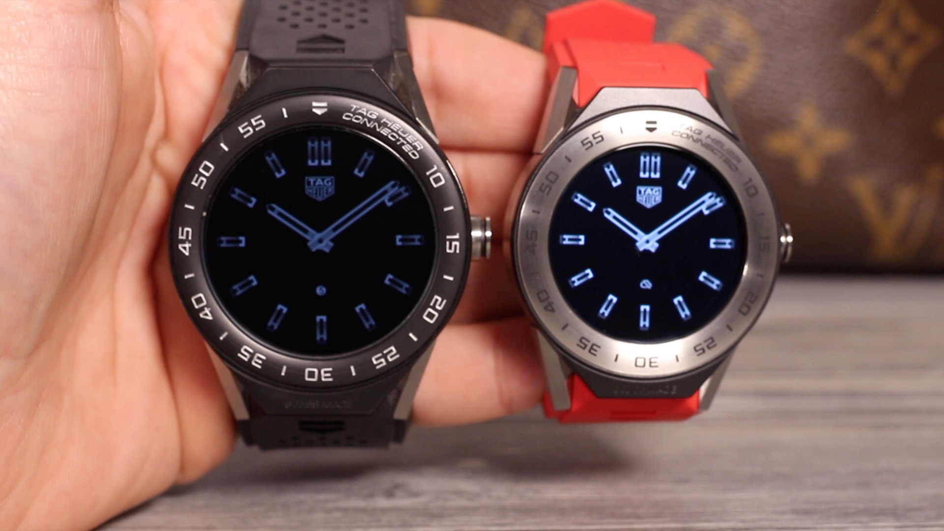 Test: TAG Heuer Connected Modular 41 Smartwatch ...