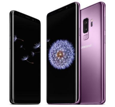 Samsung Galaxy S9 - 1