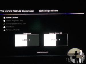 Samsung Onyx Cinema LED - 7